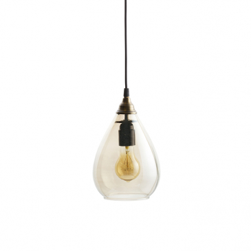 BePureHome Hanglamp Simple Large Brass