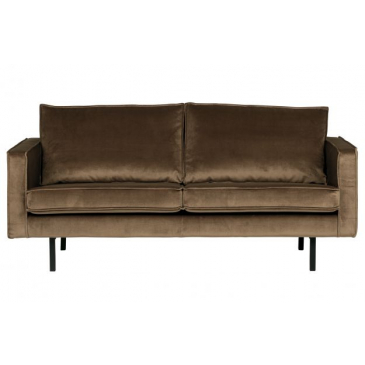 BePure Rodeo Bank 2,5-Zits Velvet Taupe