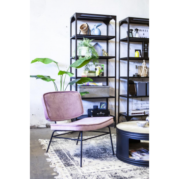 By-Boo Fauteuil Vice - Roze