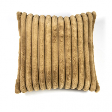 By-Boo Pillow Wuzzy 50x50 cm - Gold