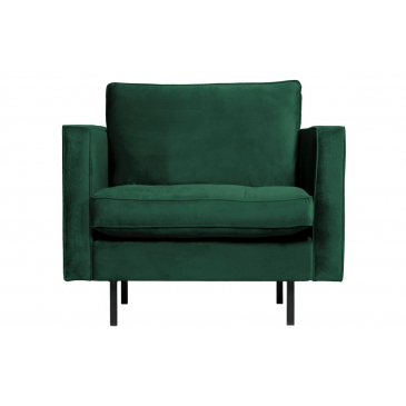 Rodeo Classic Fauteuil Velvet Green Forest