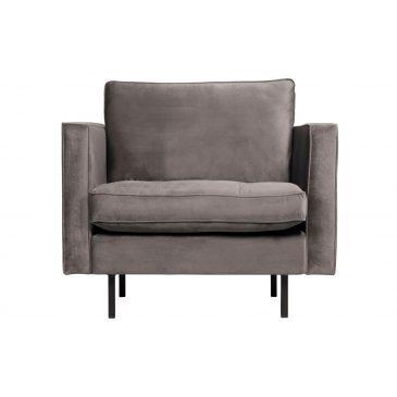 Rodeo Classic Fauteuil Velvet Taupe