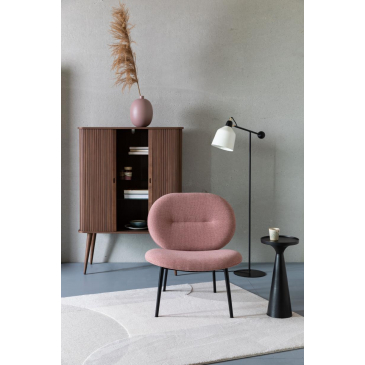 Zuiver Fauteuil Spike Roze