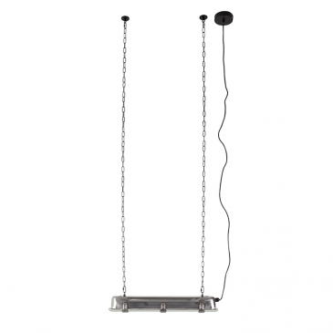 Zuiver Hanglamp G.T.A. L Nickel