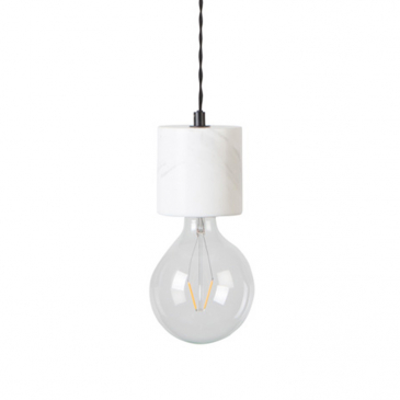 Zuiver Hanglamp Trust Marble White