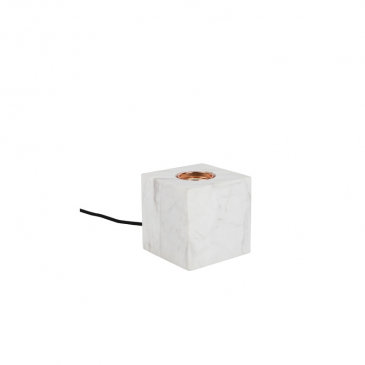 Zuiver Lamp Bolch Marble White