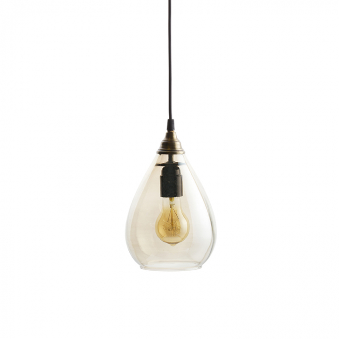 BePureHome Hanglamp Simple Large Brass>