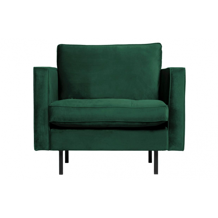 Rodeo Classic Fauteuil Velvet Green Forest>