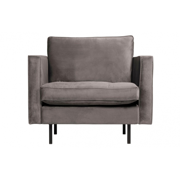Rodeo Classic Fauteuil Velvet Taupe>