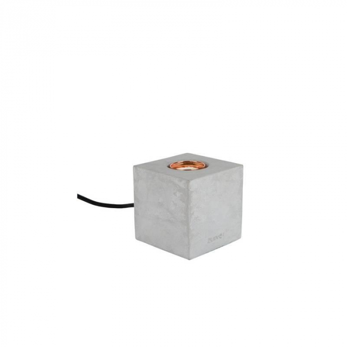 Zuiver Lamp Bolch Beton>