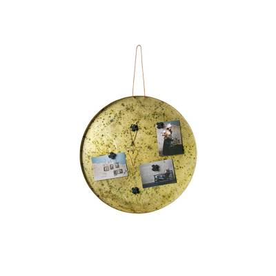 BePure Magneetbord Memories Antique Brass