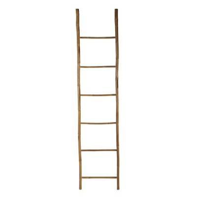 House Doctor Ladder Bamboe Naturel