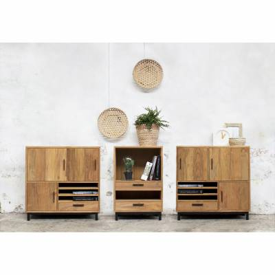 Dressoir Java - Set van 3