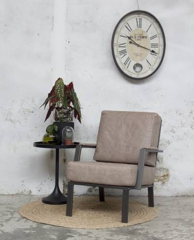 Fauteuil Botswana Taupe