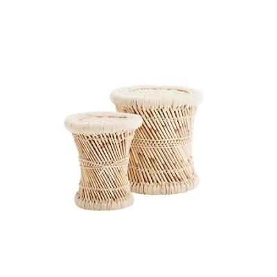 Madam Stoltz Kruk Natural Bamboo Set Van 2
