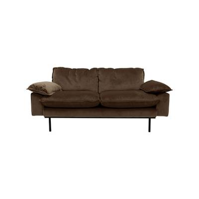 HKliving retro sofa 2-zits hazel