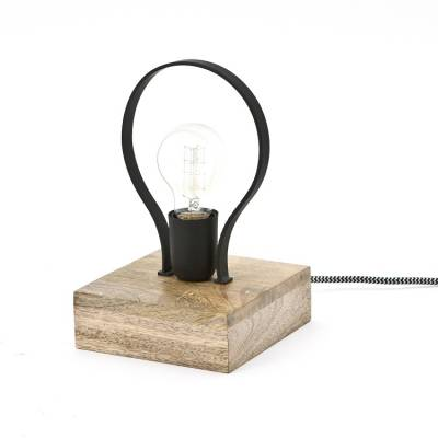 By Boo Lamp Picard Black