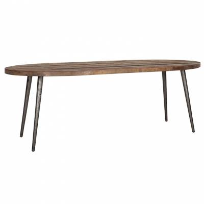Eettafel Egg Ovaal medium
