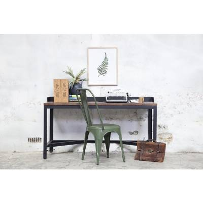 Bureau Iron Writing Zwart
