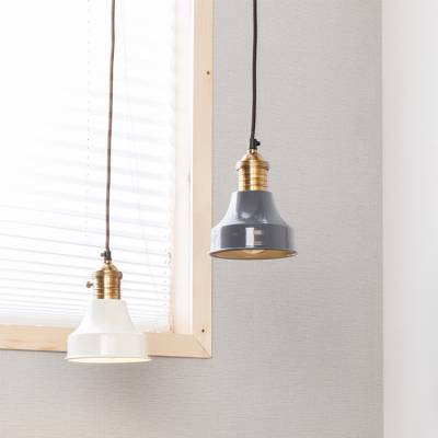 White Label Living Lamp Cole Ivory
