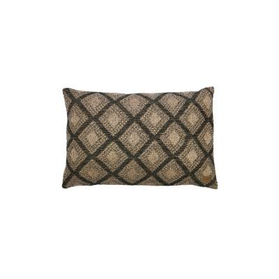 BePure Double Check Cushion Nude 60x40