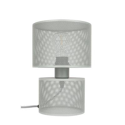 Zuiver Tafellamp Grid Grey