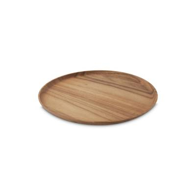 Wooden Plate Acacia Wood 40cm
