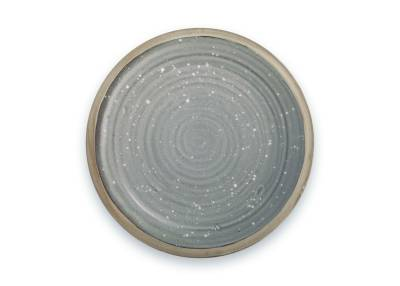 Vt Wonen Ceramic plate spray grey