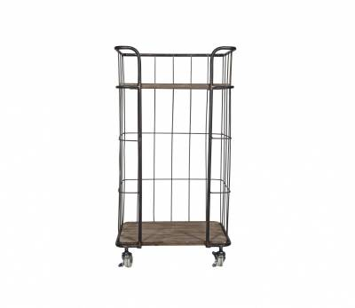 BePure Giro Trolley Small Grey