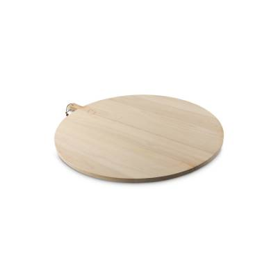 Wooden Tray Rubber Wood 60cm