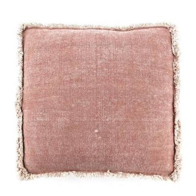 By-Boo Kussen Mono Pink 60x60