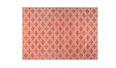Dutchbone Carpet feike - Pink