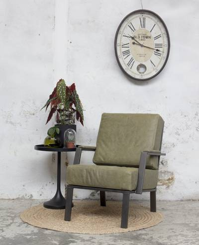 Fauteuil Botswana Olive