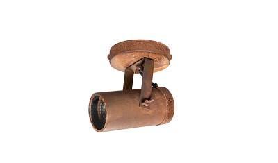 Dutchbone Lamp Scope-1 Rust