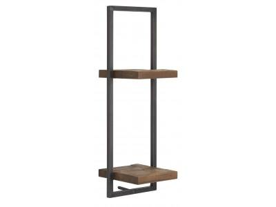 D-Bodhi Wandplank Iron Shelf Type D