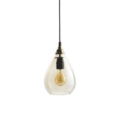 BePure Hanglamp Simple Large Brass