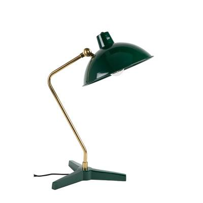 Dutchbone Bureaulamp Devi Green