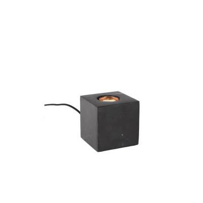 Zuiver Lamp Bolch Marble Black