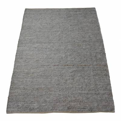 Vloerkleed Urban Grey metallic 170x240