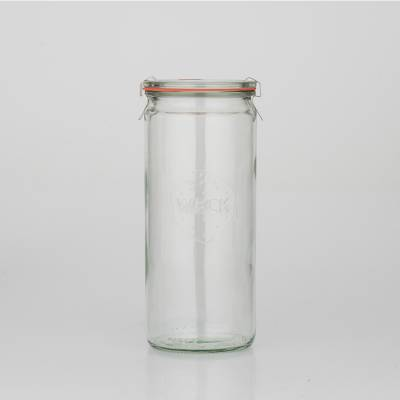 Weck Glass Jar