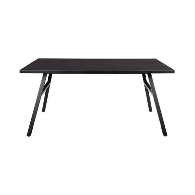 Zuiver Table Seth 220x90 Black