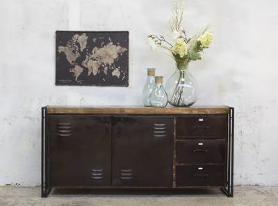 Dressoir Industrial Living