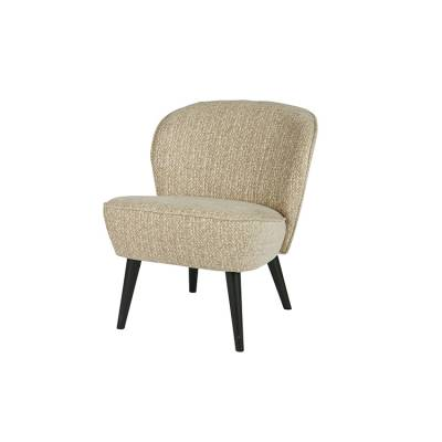 Woood Fauteuil Suze Champagne