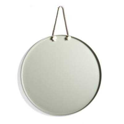By-Boo Metalen Wandbord Flava Green