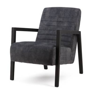 Armchair Lars - anthracite adore