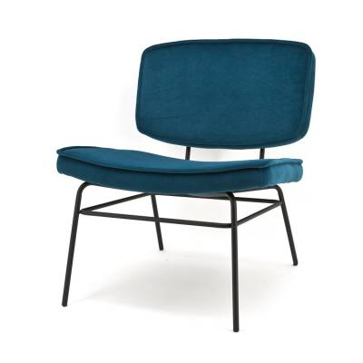 By Boo Lounge Chair Vice Ocean