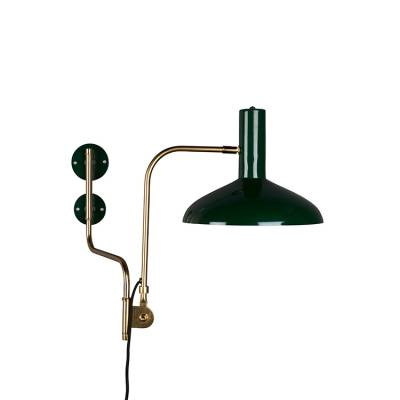Dutchbone Wandlamp Devi Green