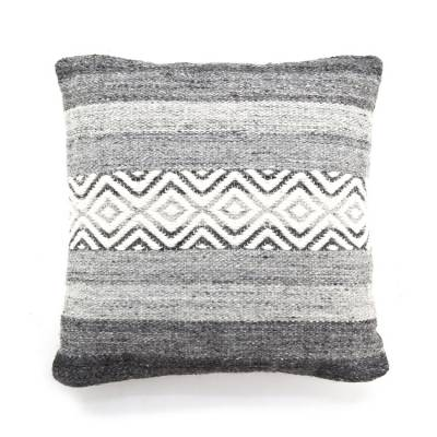 By Boo Pillow Gump Grey