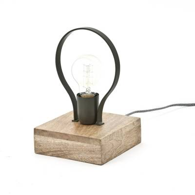 By Boo Lamp Picard Green
