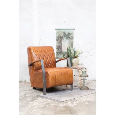 Fauteuil Diamond Leather
